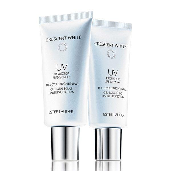 Kem chống nắng, sáng da Estée Lauder Crescent White Full Cycle Brightening UV Protector SPF 50 30ml