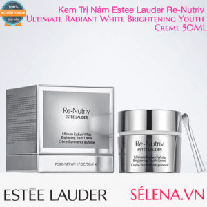 Kem Trị Nám Re-Nutriv Ultimate Radiant White Brightening Youth 50ML