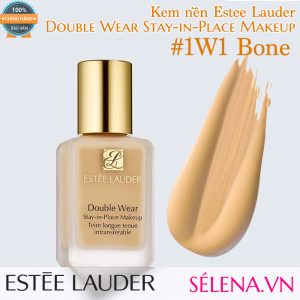 Kem nền Estee Lauder Double Wear Stay-in-Place Makeup #1W1 Bone