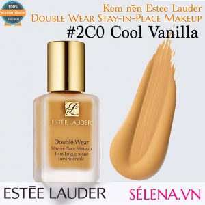 Kem nền Estee Lauder Double Wear Stay-in-Place Makeup #2C0 Cool Vanilla