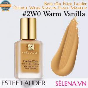 Kem nền Estee Lauder Double Wear Stay-in-Place Makeup #2W0