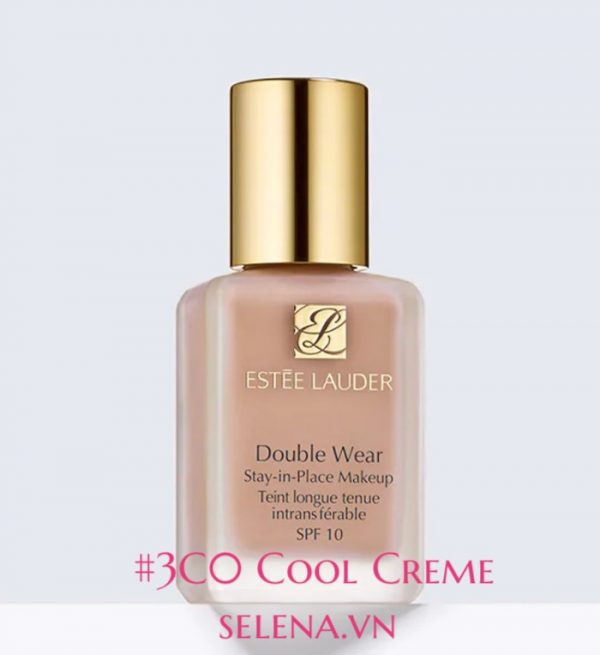 Kem nền Estee Lauder Double Wear Stay-in-Place Makeup #3C0 Cool Creme