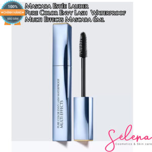 Mascara Estée Lauder Pure Color Envy Lash Waterproof Multi Effects Mascara 6ml