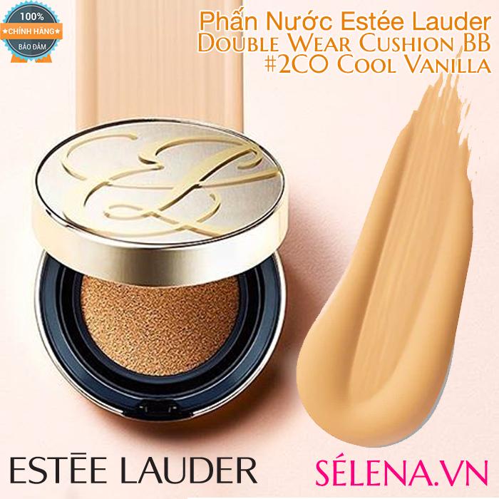 Phấn Nước Estée Lauder Double Wear Cushion BB #2C0 Cool Vanilla
