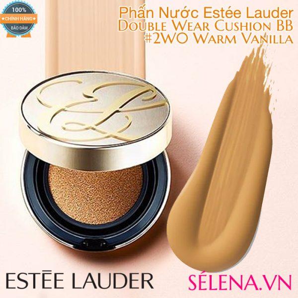 Phấn Nước Estée Lauder Double Wear Cushion BB #2W0 Warm Vanilla