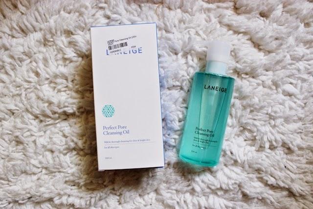 Dầu Tẩy Trang Sạch Sâu Laneige Perfect Pore Cleansing Oil 250ml