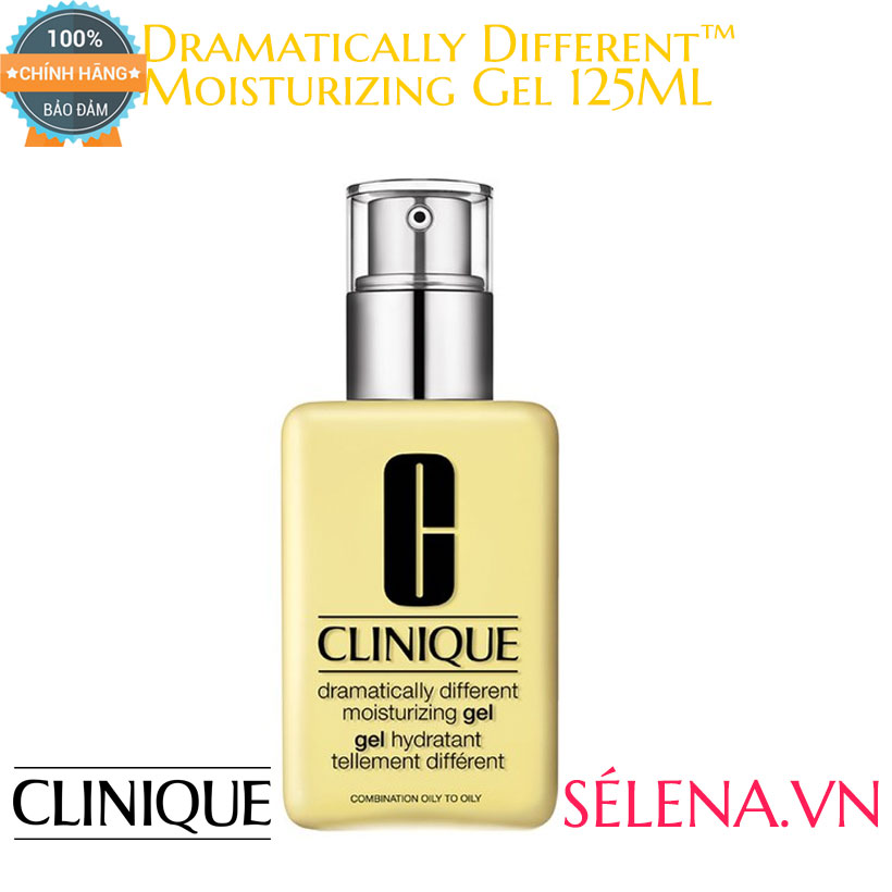 Kem dưỡng ẩm Clinique Dramatically Different Moisturizing Gel 125ML