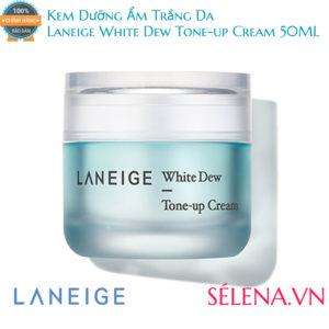 Kem Dưỡng Ẩm Trắng Da Laneige White Dew Tone-up Cream 50ML