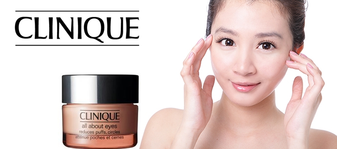 Clinique All About Eyes Reduces Puffs Circles 15ML