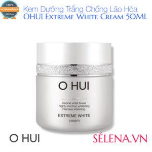 Kem Dưỡng Trắng Chống Lão Hóa OHUI Extreme White Cream 50ML