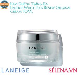 Kem Dưỡng Trắng Da Laneige White Plus Renew Original Cream 50ML