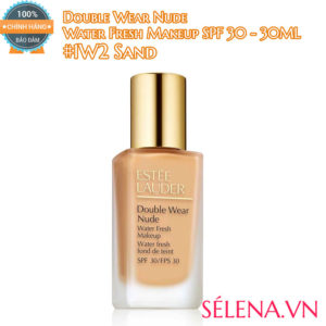 Kem nền Double Wear Nude Water Fresh Makeup SPF 30 #1W2 Sand