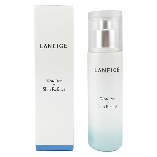 Nước Cân Bằng Trắng Da Laneige White Dew Skin Refiner 120ML