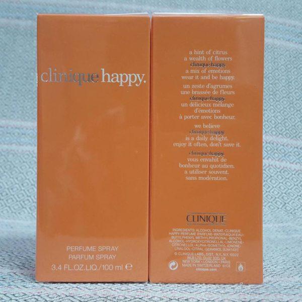 Nước hoa Clinique Happy Perfume Spray50ML