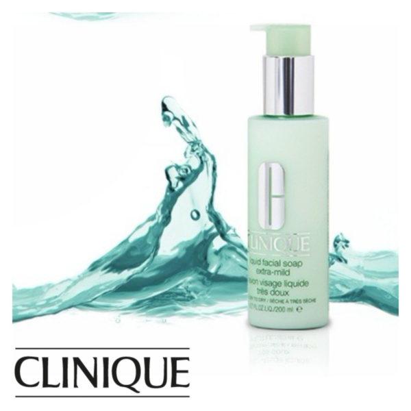 Sữa rửa mặt Clinique Liquid Facial Soap Extra-Mild 200ML