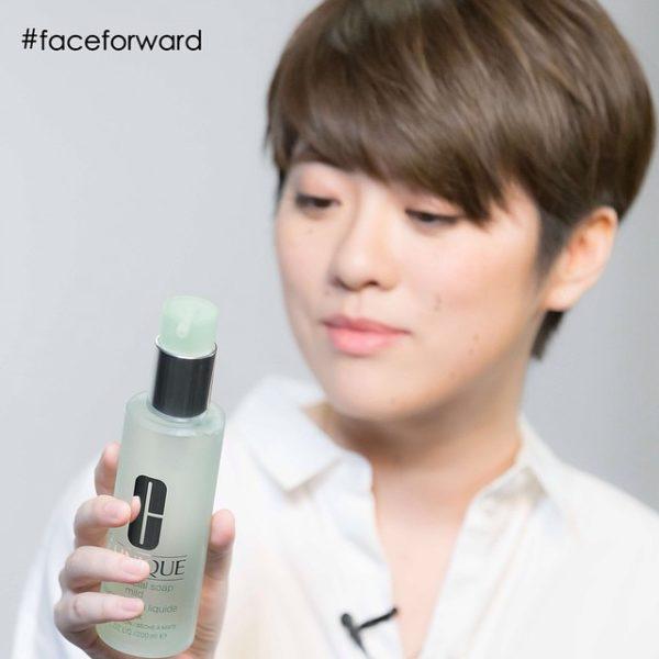 Sữa Rửa Mặt Da Dầu và Da Khô Clinique Liquid Facial Soap Mild 200ml