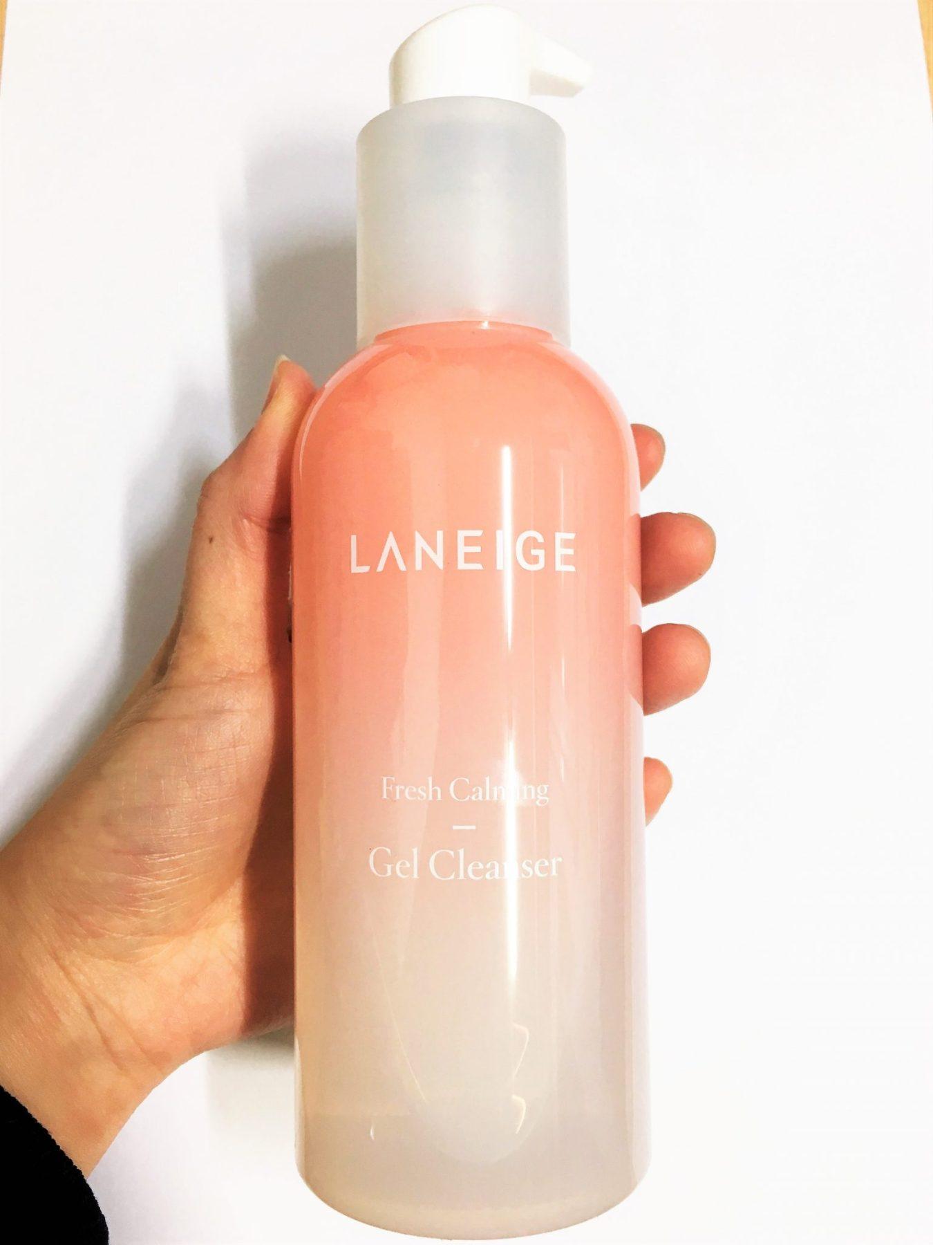 Sữa Rửa Mặt Laneige Fresh Calming Gel Cleanser 230ML