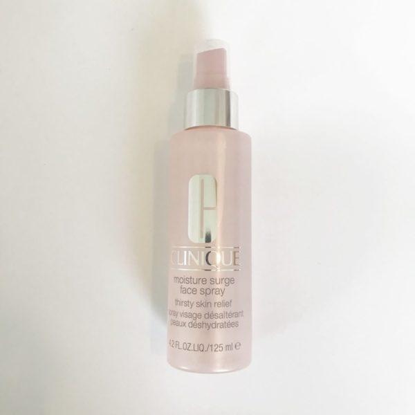 Xịt Khoáng Clinique Moisture Surge Face Spray Thirsty Skin Relief 125ML