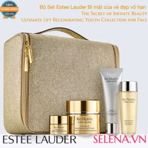 Bộ Set Estee Lauder The Secret of Infinite Beauty bí mật vẻ đẹp vô hạn