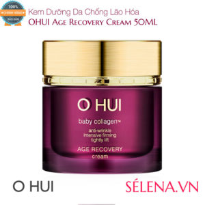 Kem Dưỡng Da Chống Lão Hóa OHUI Age Recovery Cream 50ML