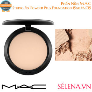 Phấn Nền M.A.C Studio Fix Powder Plus Foundation 15gr #NC15