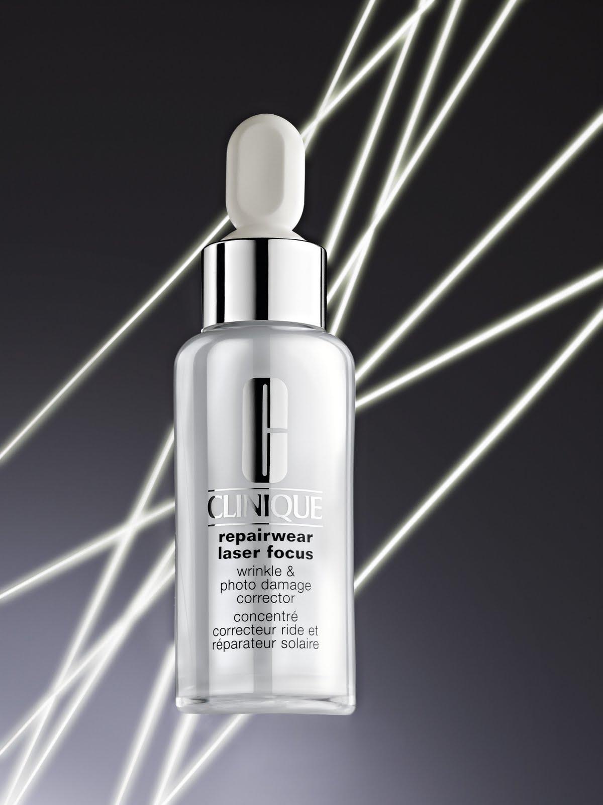 Serum chống lão hóa giảm nhăn Clinique Repairwear Laser Focus 50ML