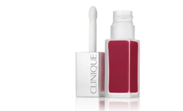 Son kem lì Clinique pop liquid matte lip colour primer #Candied apple pop