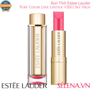 Son Thỏi Estée Lauder Pure Color Love Lipstick #260 Sky High