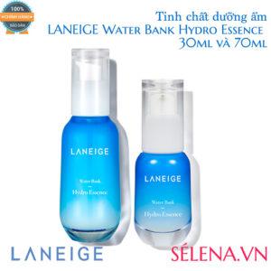 Tinh chất dưỡng ẩm LANEIGE Water Bank Hydro Essence 30ml và 70ml