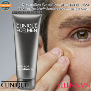 Kem dưỡng ẩm cho nam Clinique For Men Anti-Age Moisturizer 100ml