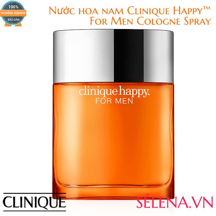 Nước hoa nam Clinique Happy For Men Cologne Spray 100ml - 50ml
