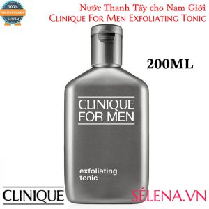 Nước Thanh Tẩy cho Nam Clinique For Men Exfoliating Tonic 200ML