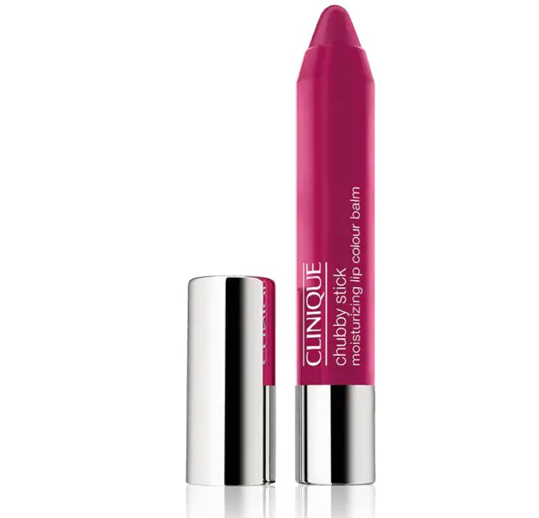 Son dưỡng ẩm Clinique chubby stick moisturizing lip colour balm #Pudgy Peony