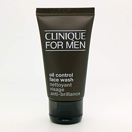Sữa rửa mặt cho nam da dầu Clinique for men oil control face wash 200ml