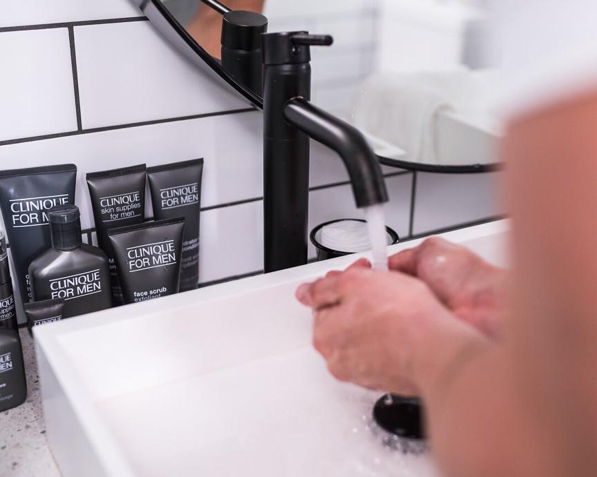 Sữa rửa mặt cho nam da thường- khô Clinique for men Face Wash 200ml