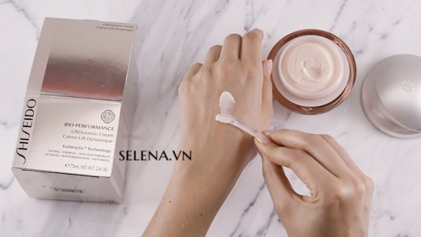 Kem chống lão hoá Shiseido Bio-Performance LiftDynamic Cream