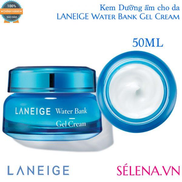 Kem Dưỡng ẩm LANEIGE Water Bank Gel Cream 50ml