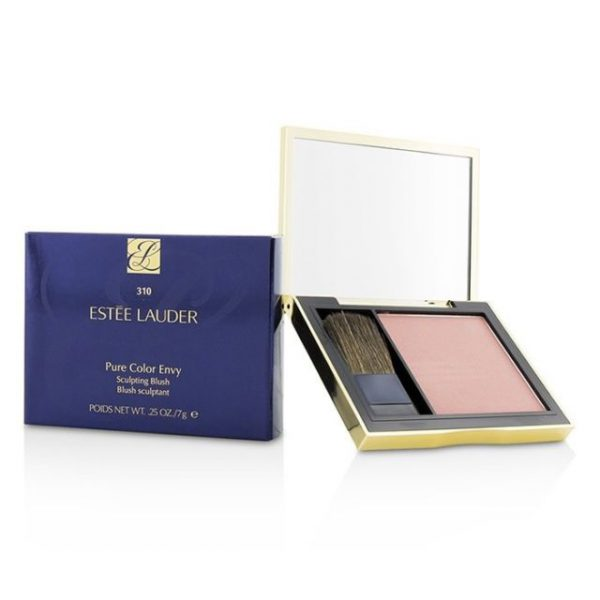 Phấn má Estee Lauder pure colour envy sculpting blush #310 Peach Passion