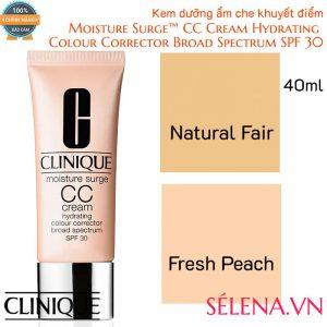 Kem dưỡng ẩm che khuyết điểm Clinique Moisture Surge CC Cream