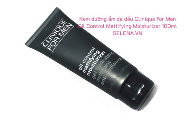 Kem dưỡng ẩm da dầu Clinique For Men Oil Control Mattifying Moisturizer 100ml