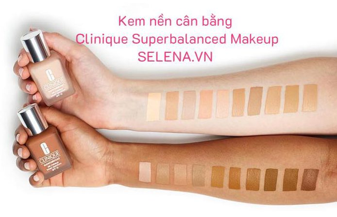 Kem nền cân bằng Clinique Superbalanced Makeup