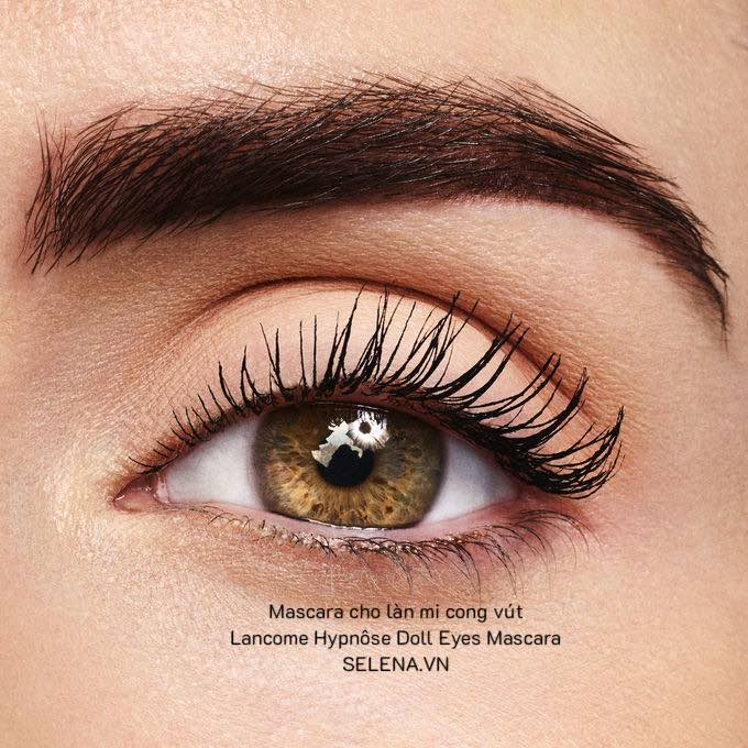 HYPNÔSE DOLL LASHES DOLL LASH EFFECT MASCARA - WIDE-EYE LOOK. VOLUMIZED, EXTENDED, LIFTED LASHES.