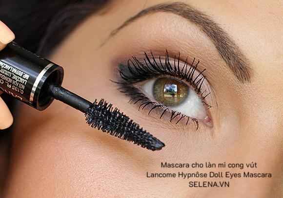 Mascara cho làn mi cong vút Lancome Hypnôse Doll Eyes Mascara
