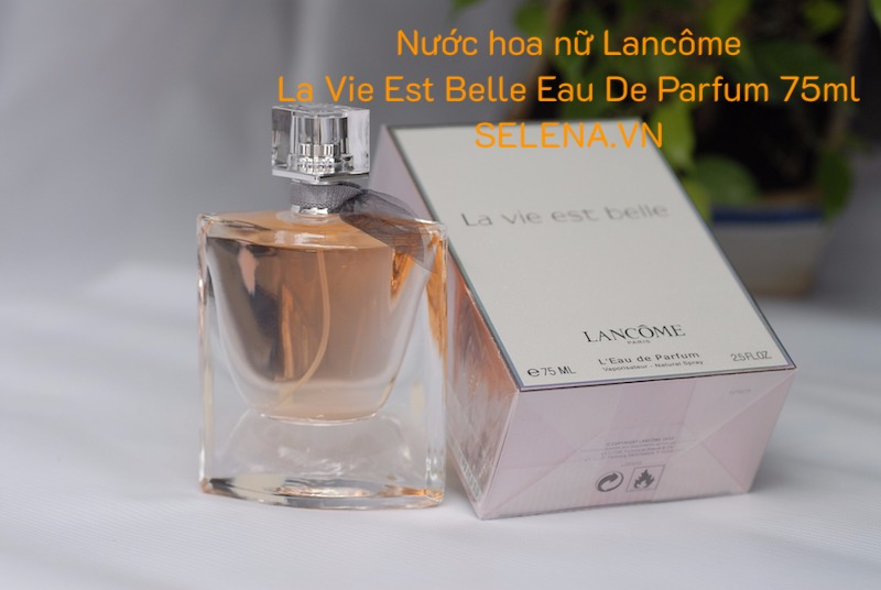 Nước hoa nữ Lancôme La Vie Est Belle Eau De Parfum 75ml