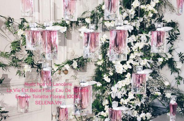 Nước hoa nữ Lancôme La Vie Est Belle Fleur Eau De ToiletteEau De Toilette Florale