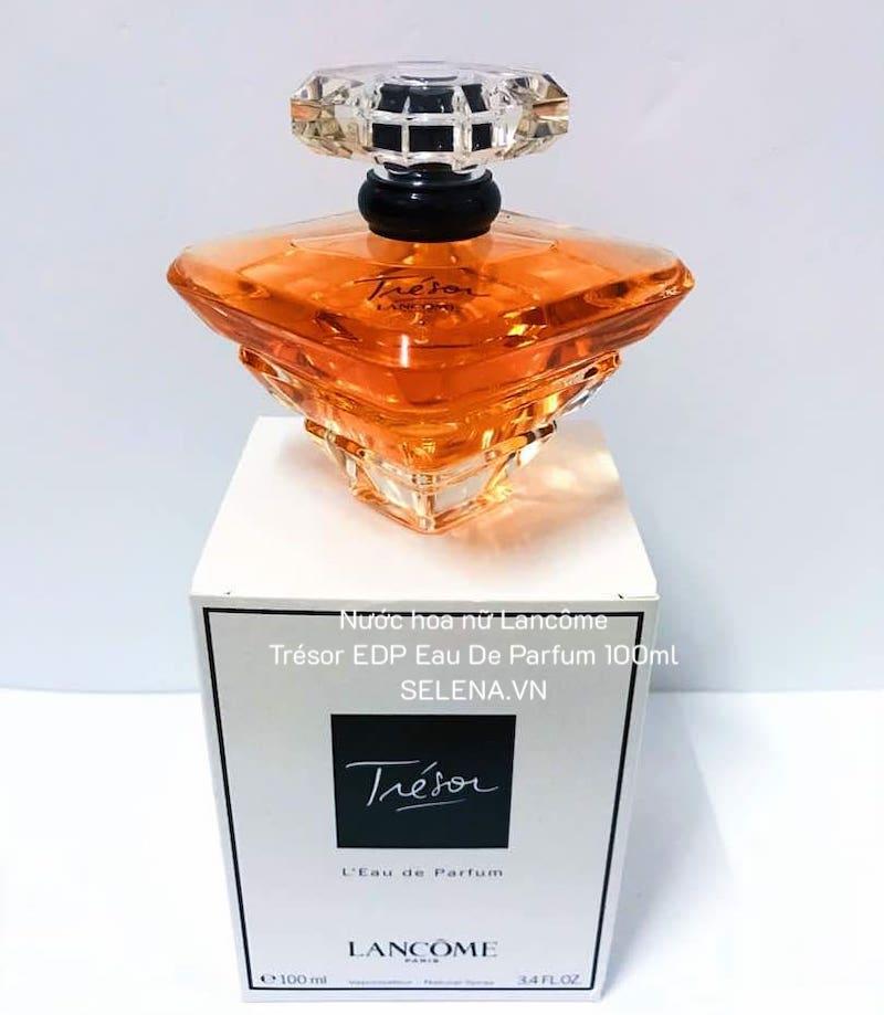 Nước hoa nữ Lancôme Trésor EDP Eau De Parfum 100ml
