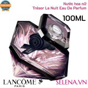 Nước hoa nữ Lancôme Trésor La Nuit Eau De Parfum 100ml