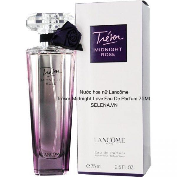Nước hoa nữ Lancôme Trésor Midnight Love Eau De Parfum 75ML