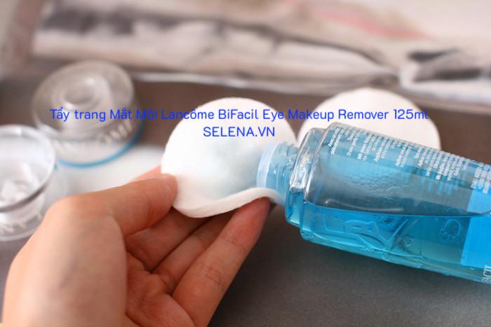 Tẩy trang Mắt Môi Lancôme BiFacil Eye Makeup Remover 125ml