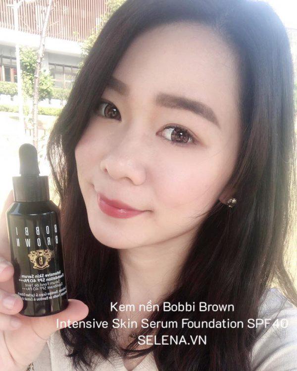 Kem nền Bobbi Brown Intensive Skin Serum Foundation SPF40
